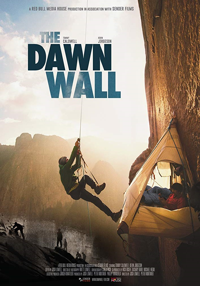 EVENTO SPECIALE: The Dawn Wall.