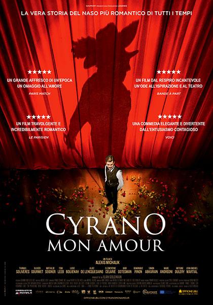 PRIMA VISIONE: << Cyrano Mon Amour >> di Alexis Michalik.