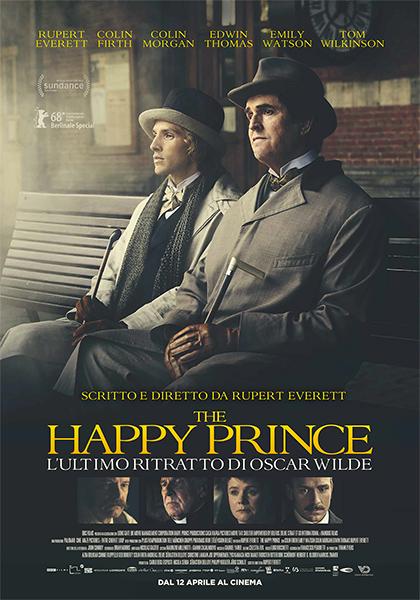 Martedì 17 luglio: THE HAPPY PRINCE di Rupert Everett.