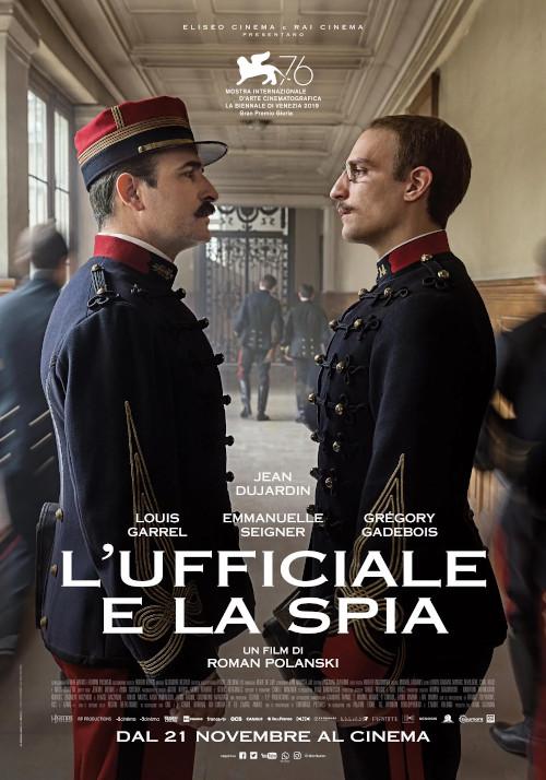 THE ORIGINAL ONES (film in lingua originale): << J'accuse >> di Roman Polanski.