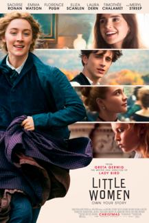 THE ORIGINAL ONES (film in lingua originale): << Little Women >> di Greta Gerwig.