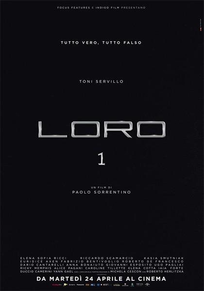 Venerdì 13 luglio: Loro 1 di Paolo Sorrentino.