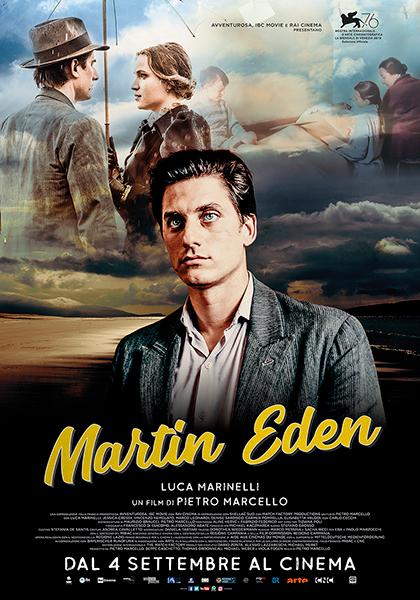 PRIMA VISIONE: << Martin Eden >> di Pietro Marcello.